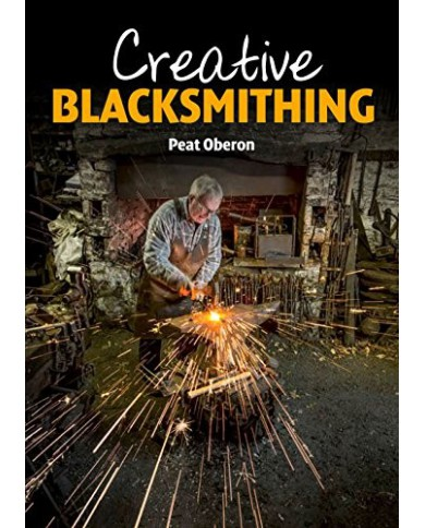 Knjiga Creative Blacksmithing