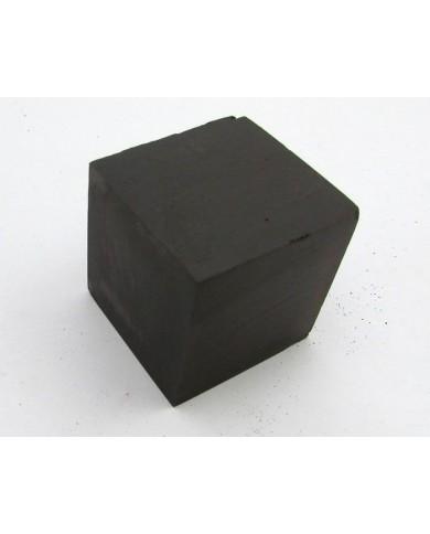 Les ebenovina - kocka 30mm