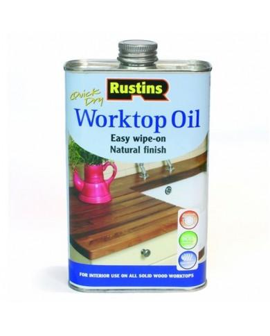 Olje za delovne površine